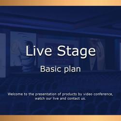 Live Stage Basic Plan