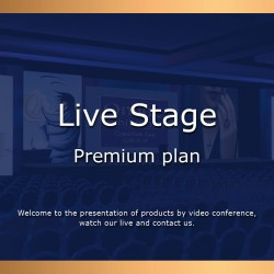 Live Stage Premium plan